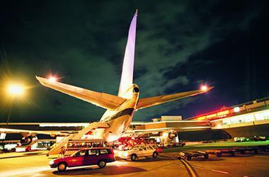 Cước hàng không