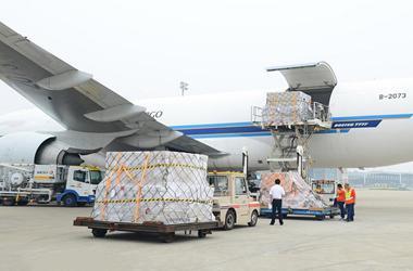Dự án vận chuyển hàng hóa quốc tế